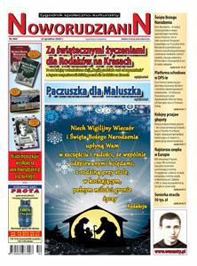 Wiadomości Nowa Ruda i Radków, Informacje Nowa Ruda Radków, Noworudzianin