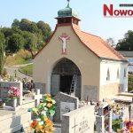 Trwa remont kaplicy cmentarnej
