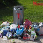 Drożej za śmieci