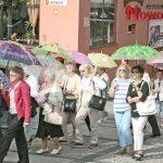 Marsz kolorowych parasolek