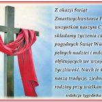 Zokazji Świąt Zmartwychwstania Pańskiego