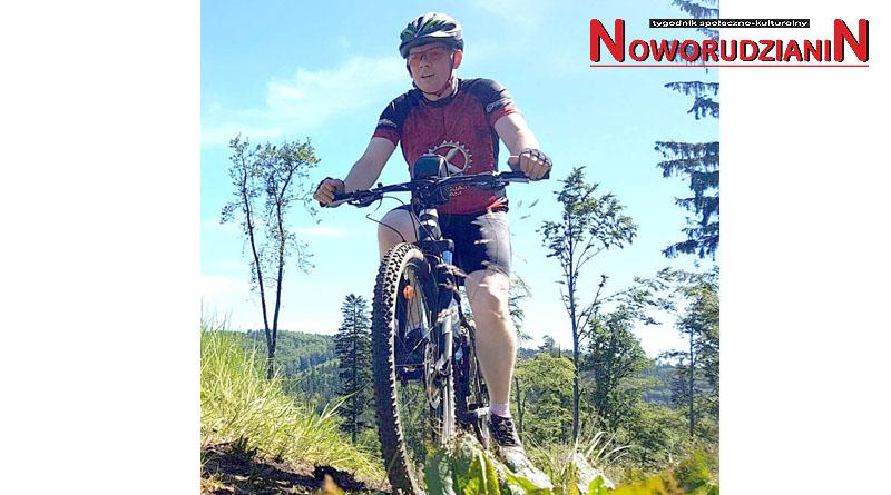 """Zperspektywy """"górala"""" – rowerowe wyprawy Artura Latuszka"""