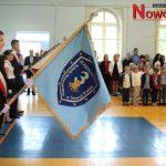 Sztandar szkoły wyprowadzić