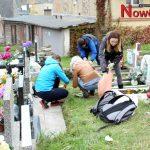 Pomogą uprzątnąć groby