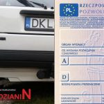 Problem z rejestracją pojazdu…?