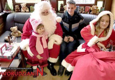 Mikołaj w redakcji