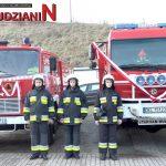 Samochody dla strażaków