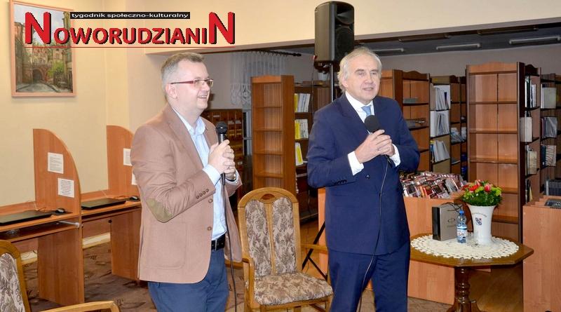 Spotkanie z profesorem Marianem Zembalą
