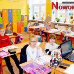 Kameralnie w szkole w Dzikowcu