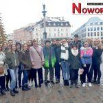 Na lodowisku i w Warszawie