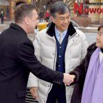 Ambasador Japonii w Nowej Rudzie
