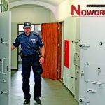 Areszt w Nowej Rudzie od 1 kwietnia