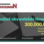 Budżet mało obywatelski?