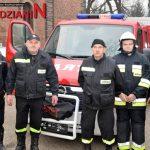 Nowy wóz strażacki