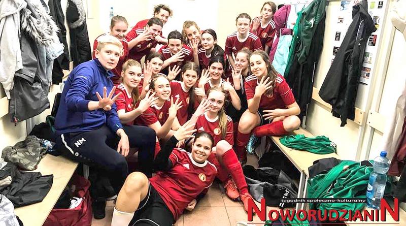Piłka nożna kobiet, III liga dolnośląska
