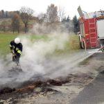 Pożary traw to już plaga