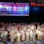 """Wiosenny koncert dla przyjaciół ZPiT """"Nowa Ruda"""""""