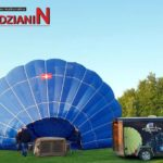 Niezapomniany lot balonem