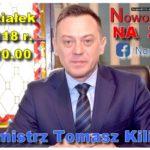 NoworudzianiN NA ŻYWO! – Burmistrz Tomasz Kiliński