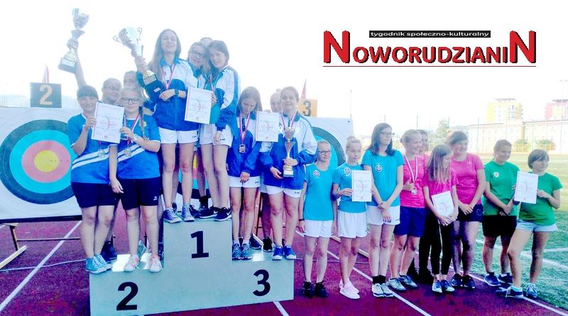 Międzywojewódzkie Mistrzostwa Młodzików w łucznictwie