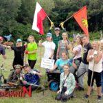Młodzi noworudzianie na Ukrainie
