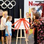 Otwarcie sali gimnastycznej w Bożkowie