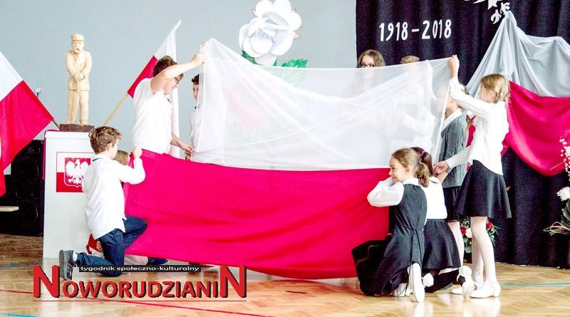Świętowanie odzyskania niepodległości