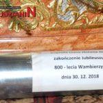 800-lecie Wambierzyc i Kapsuła czasu