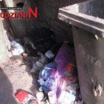 Śmietnikowe problemy na Świdnickiej