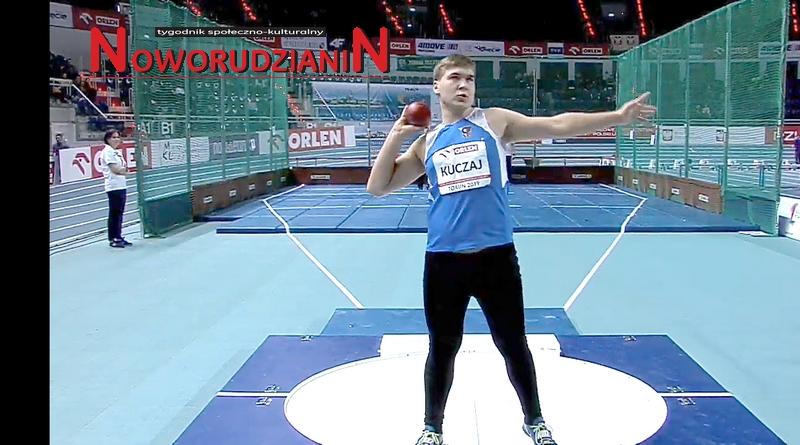 Kamil Kuczaj wicemistrzem Polski!