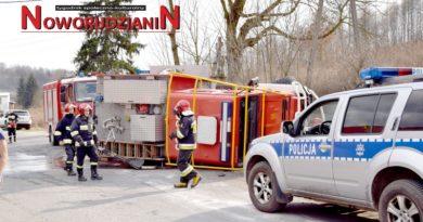 O wozie strażackim z Jugowa i nie tylko…