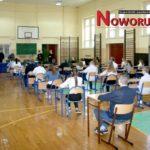Egzamin ósmoklasisty rozpoczęty