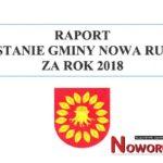 Raport o stanie gminy Nowa Ruda za rok 2018