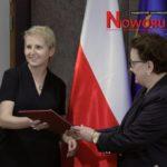 Kamila Malik dyrektorem szkoły w Brukseli