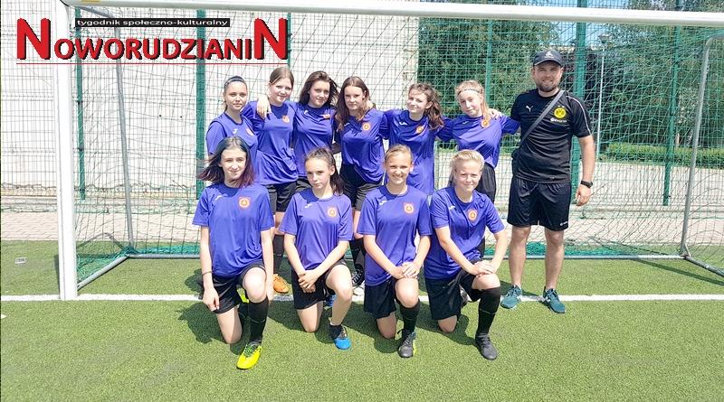 Mistrzynie województwa z Ludwikowic Kł. pojadą na Mistrzostwa Polski