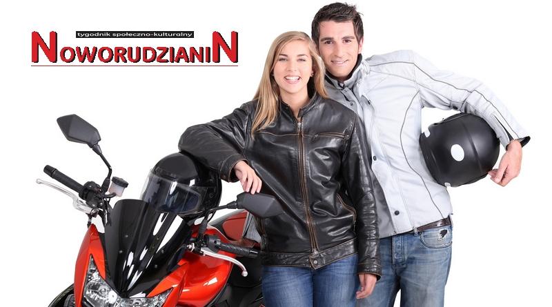 Bezpiecznie na motorze