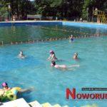 Otwarcie basenu w Jugowie