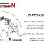 """""""Słowiański Jedwab"""" – nowa elektryzująca kolekcja i muzyka nie mniej intrygująca niż same kreacje."""