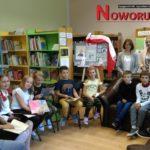 Narodowe Czytanie w Woliborzu – lekcja polskości