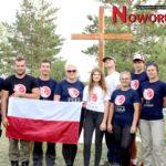 Wolontariusze Fundacji Studio  Wschód w  Kazachstanie