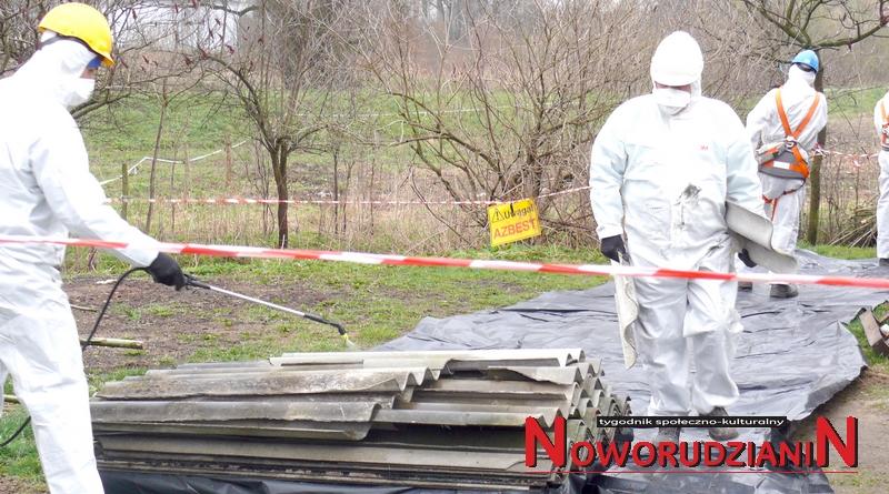 Składowisko azbestu w Ścinawce Dolnej