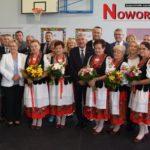 Marszałek Senatu w gminie Nowa Ruda