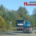 Protest transportowców w Słupcu – AKTUALIZACJA