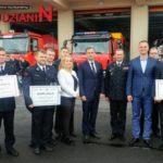 Promesy dla strażaków z gminy Nowa Ruda