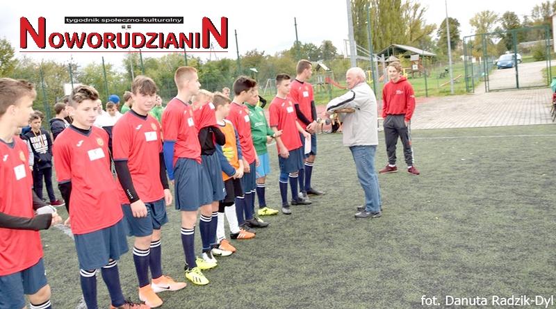 Jugów Mistrzem Rejonu Piłki Nożnej