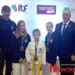 Wielki sukces młodych zawodników klubu TAEKWONDO ITF Nowa Ruda