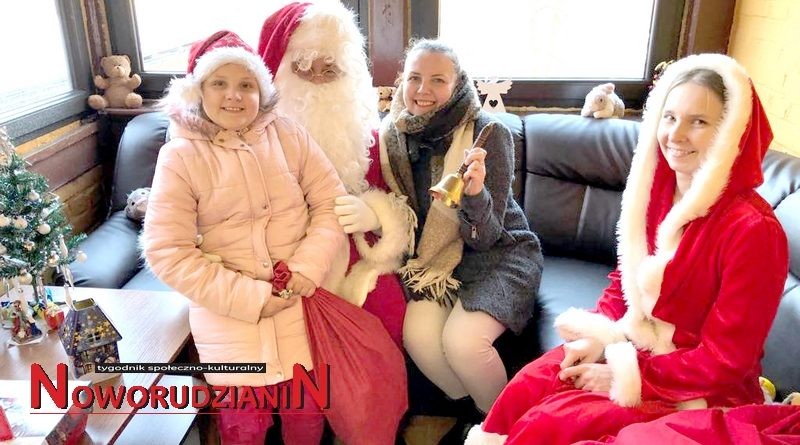 Mikołaj w…