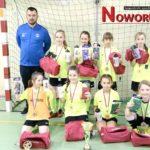 Młode piłkarki triumfują w Jedlinie-Zdroju