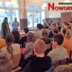 Spotkanie z kombatantem w noworudzkim liceum