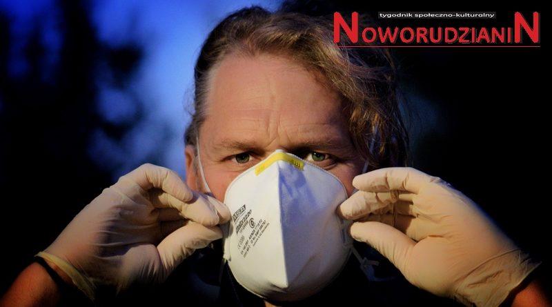 Nowe obostrzenia w walce z pandemią koronawirusa